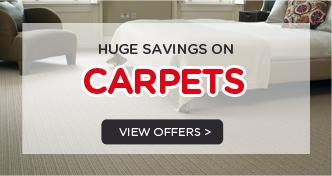 Huge savings on Carpets in Halifax