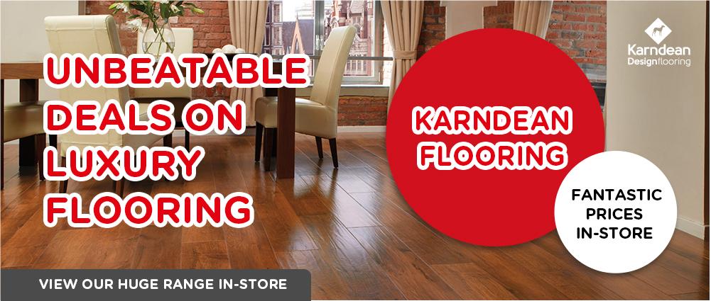 Karndean Flooring in Halifax - The Carpet Mill