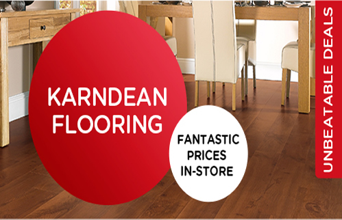 Karndean Flooring Offer - The Carpet Mill