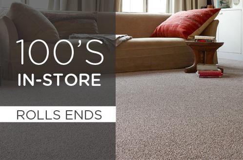 100's or roll end deals on in Halifax - The Carpet Mill