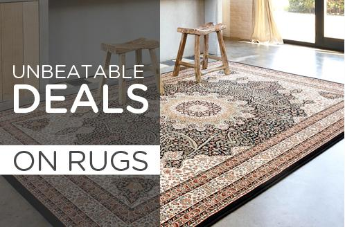 Unbeatable deals on rugs in Halifax - The Carpet Mill
