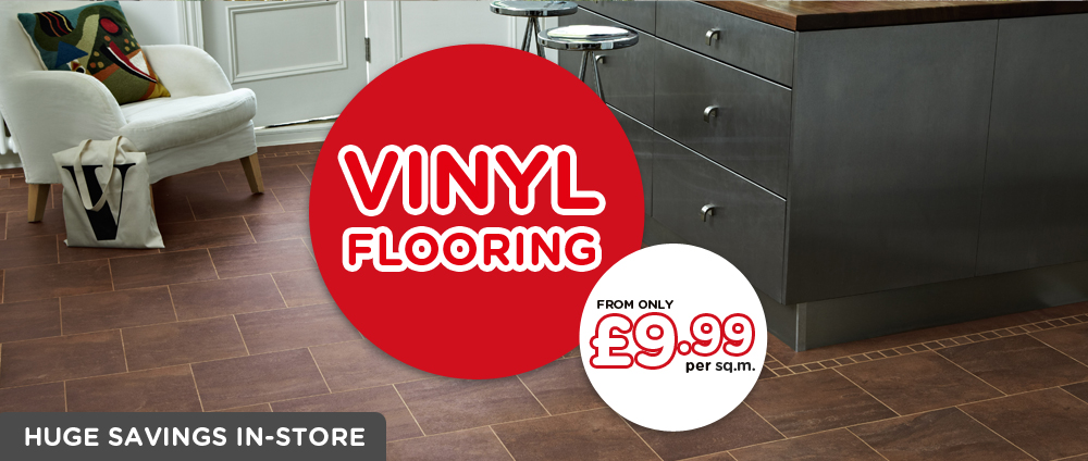 Vinyl Flooring in Halifax - The Carpet Mill