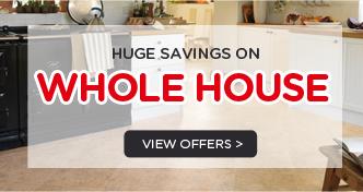 Huge savings on Whole House Flooring in Halifax