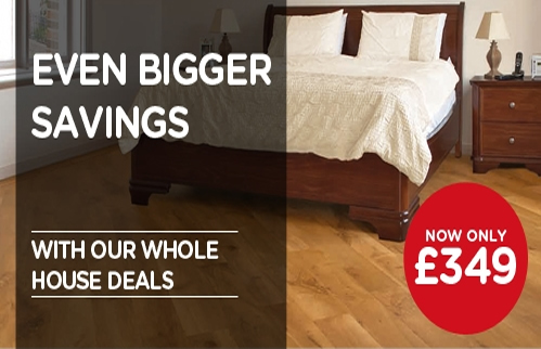 Whole House Offer - The Carpet Mill